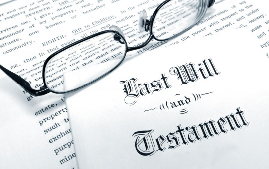 Deceased Estates, Estate Planning and Wills